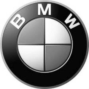 Logo of automotive company BMW